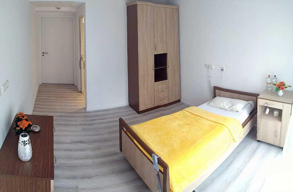 Hotelflair-Seniorenheim